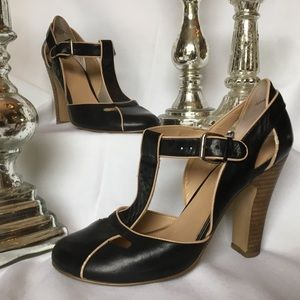 Nine West Rocha T-Strap Mary Janes